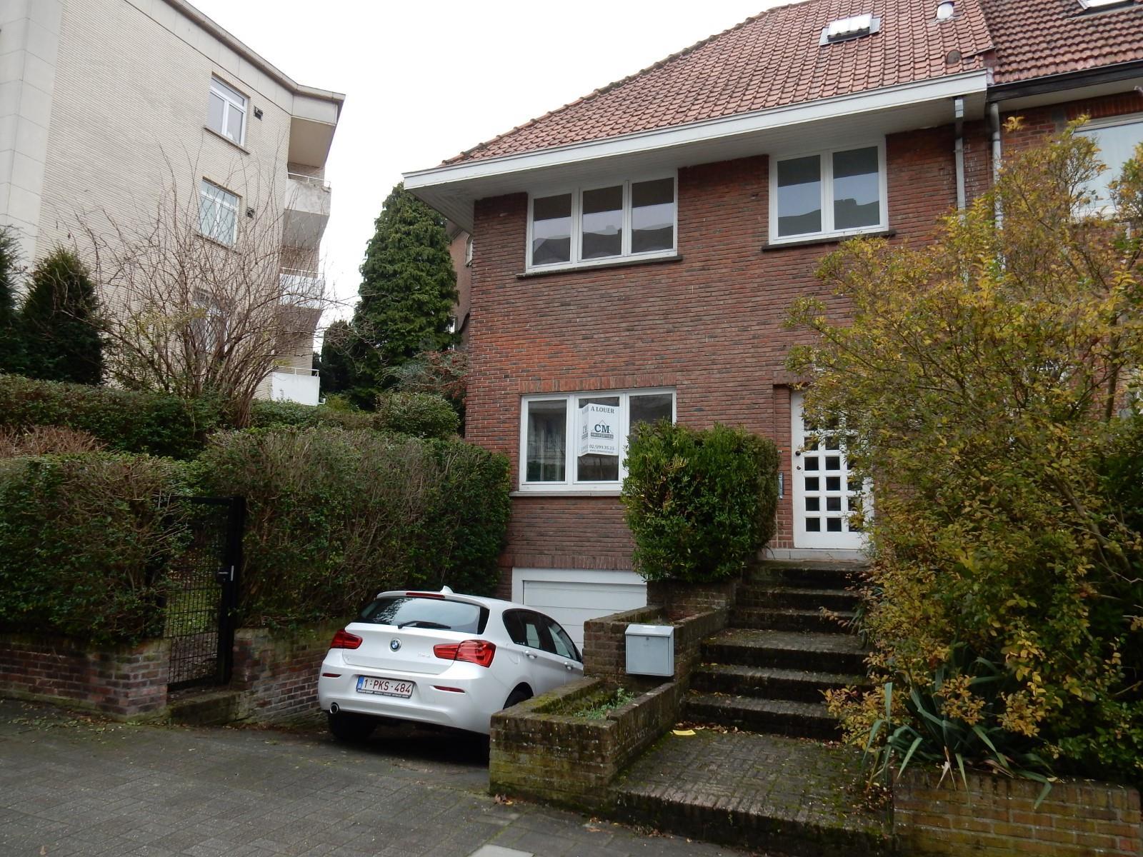 Huis - Woluwe-Saint-Pierre - #2990181-0