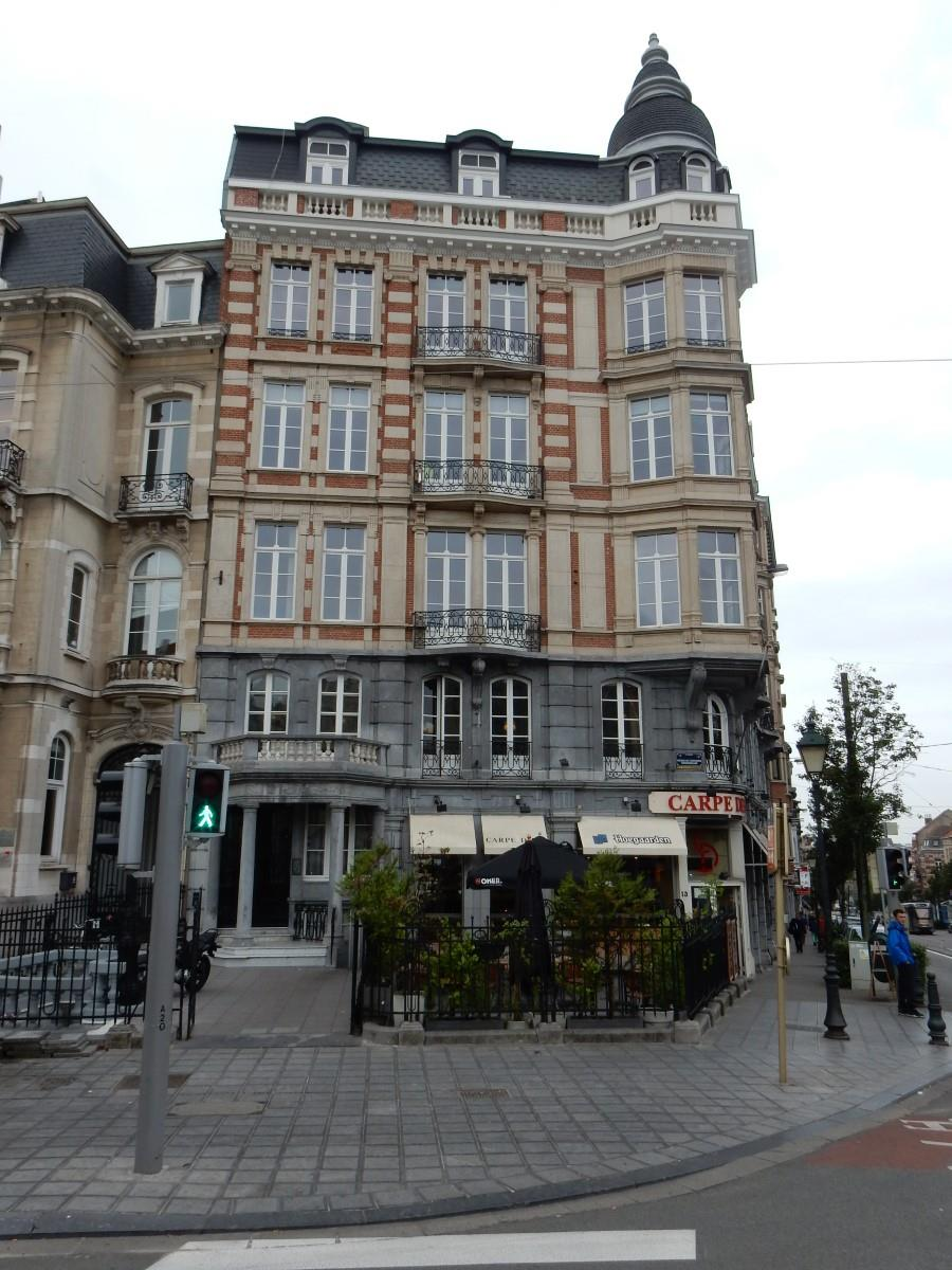 Flat in charming house - Etterbeek - #3183224-20