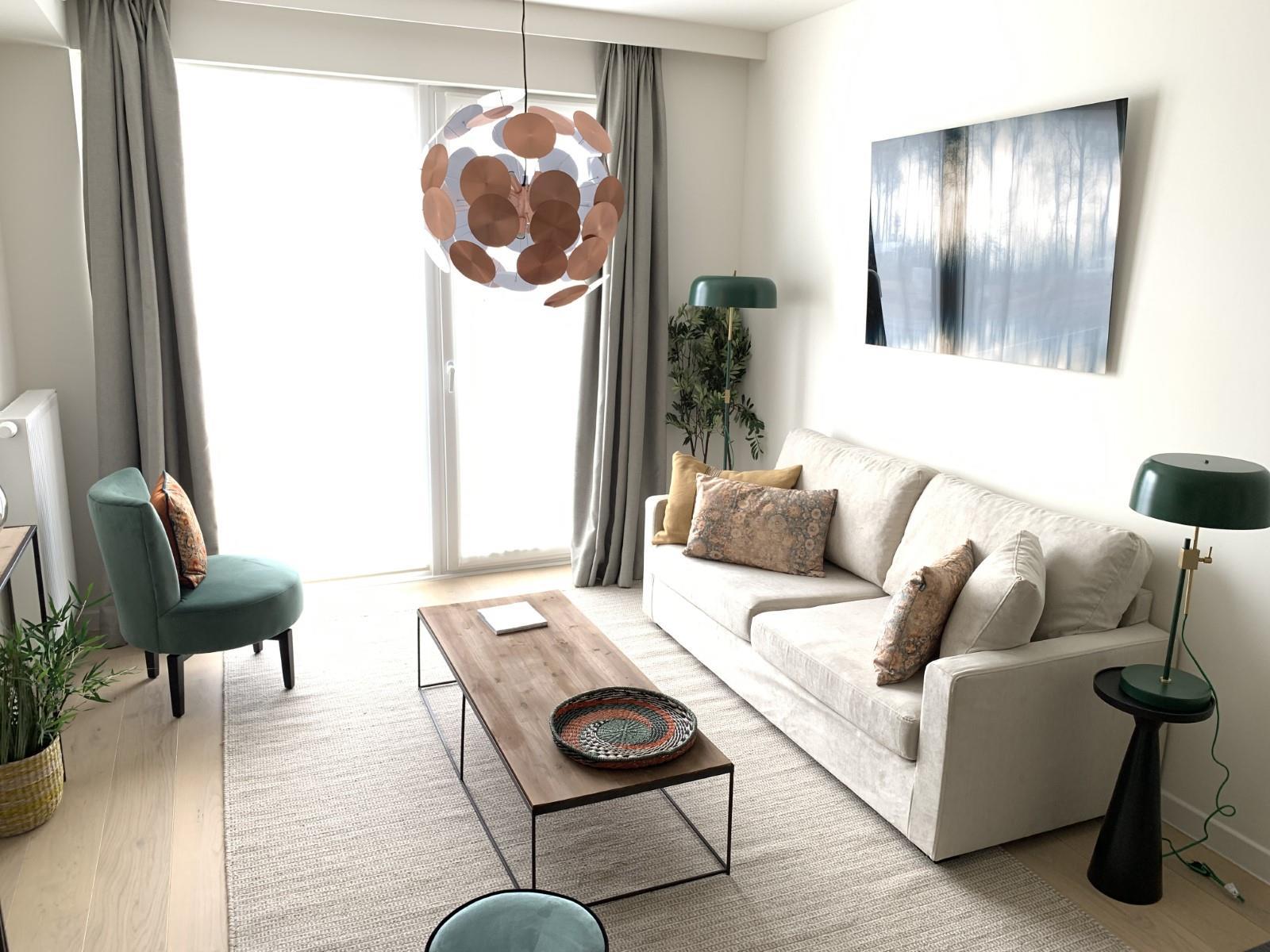 Exceptional apartment  - Schaerbeek - #3827665-6