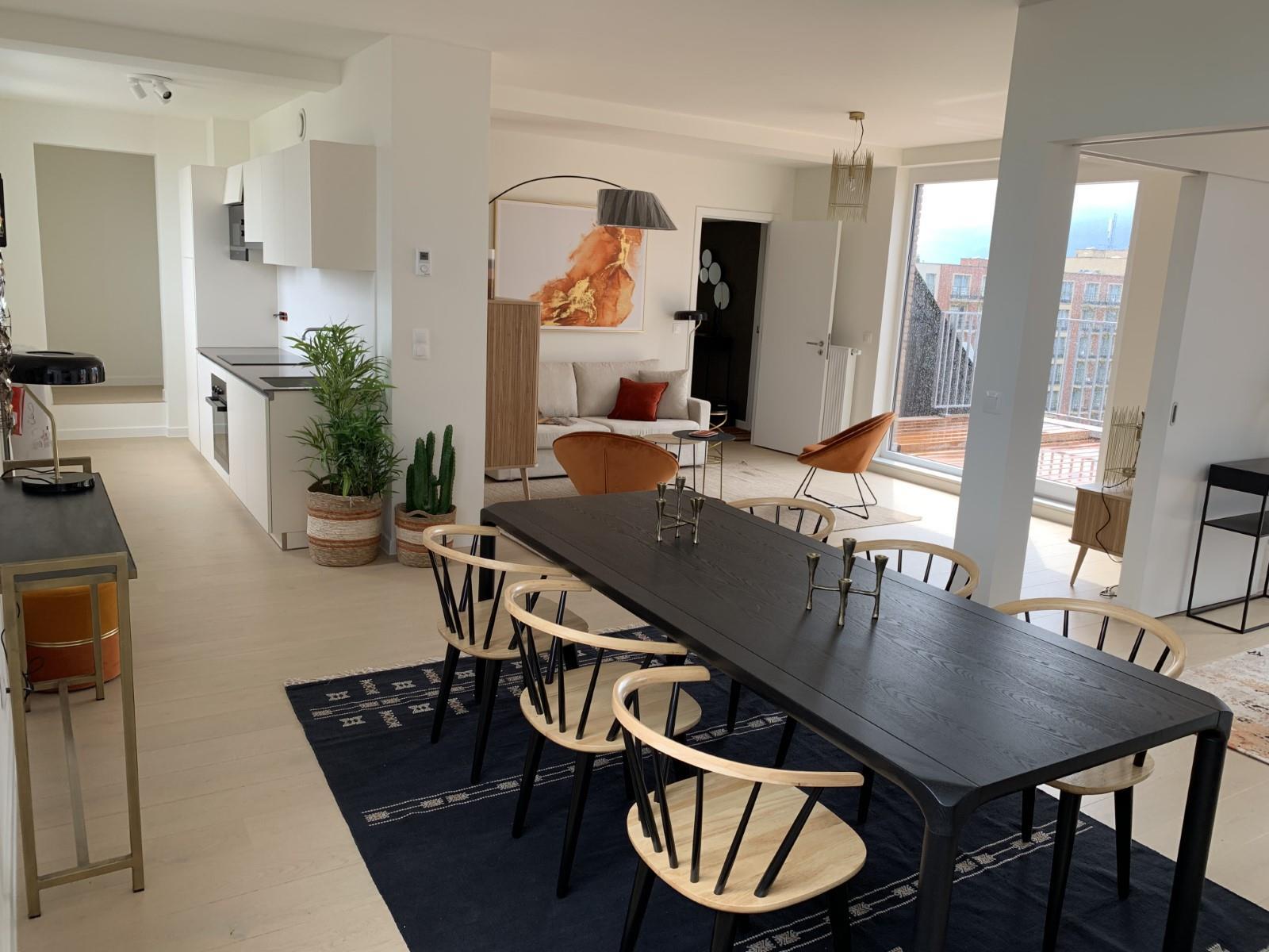 Exceptional apartment  - Schaerbeek - #3827666-4