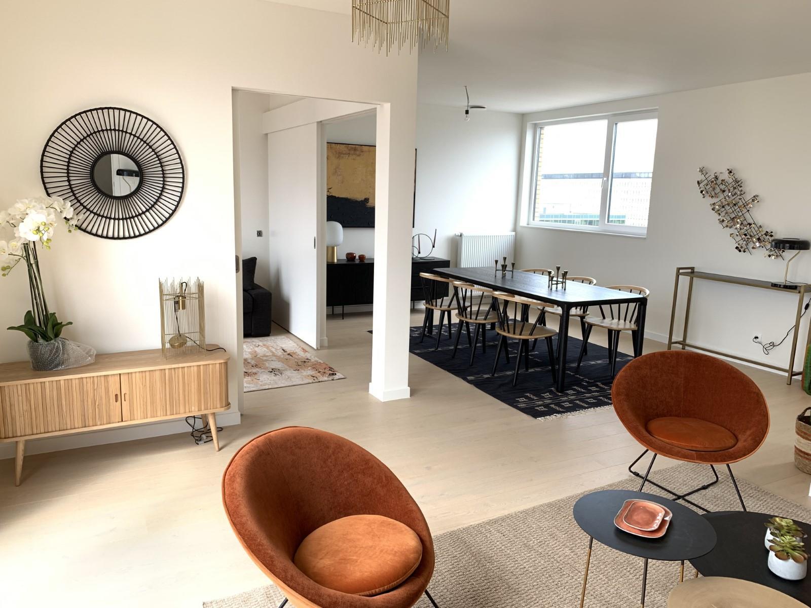 Exceptional apartment  - Schaerbeek - #3827666-0