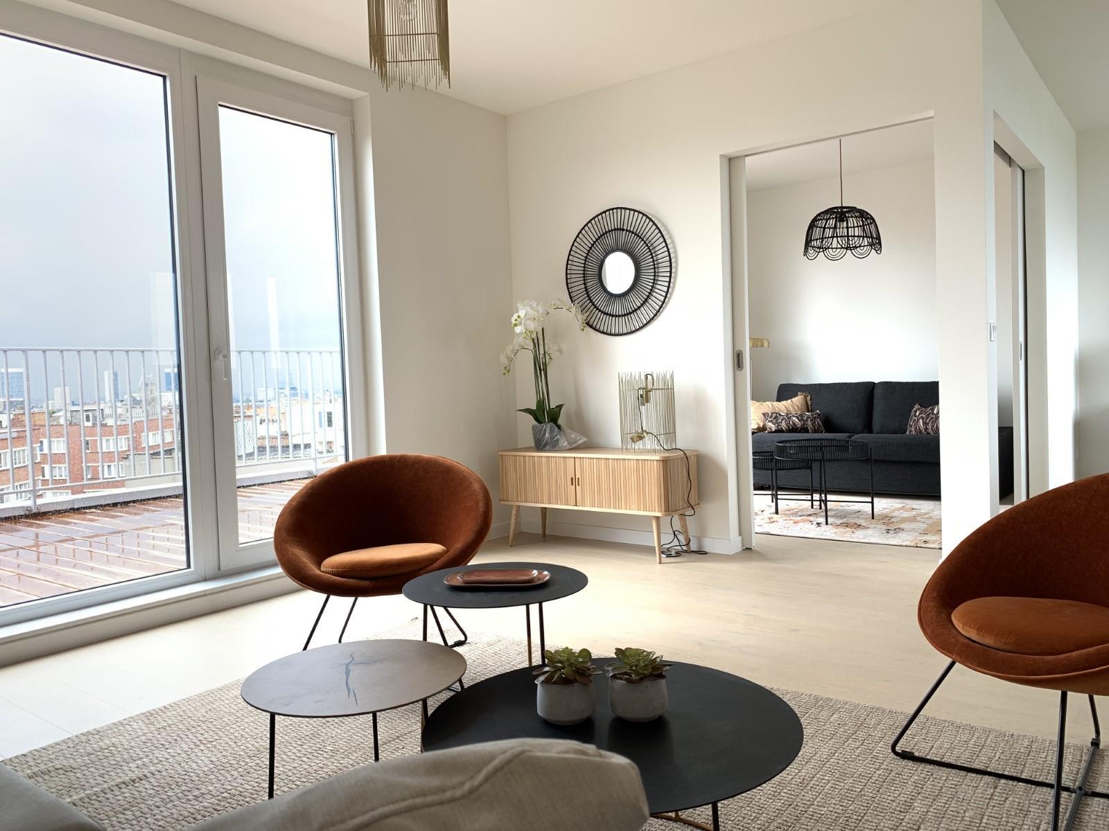 Exceptional apartment  - Schaerbeek - #3827666-7