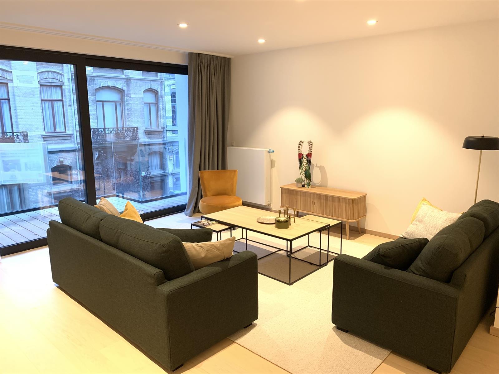 Appartement exceptionnel - Ixelles - #3918742-1