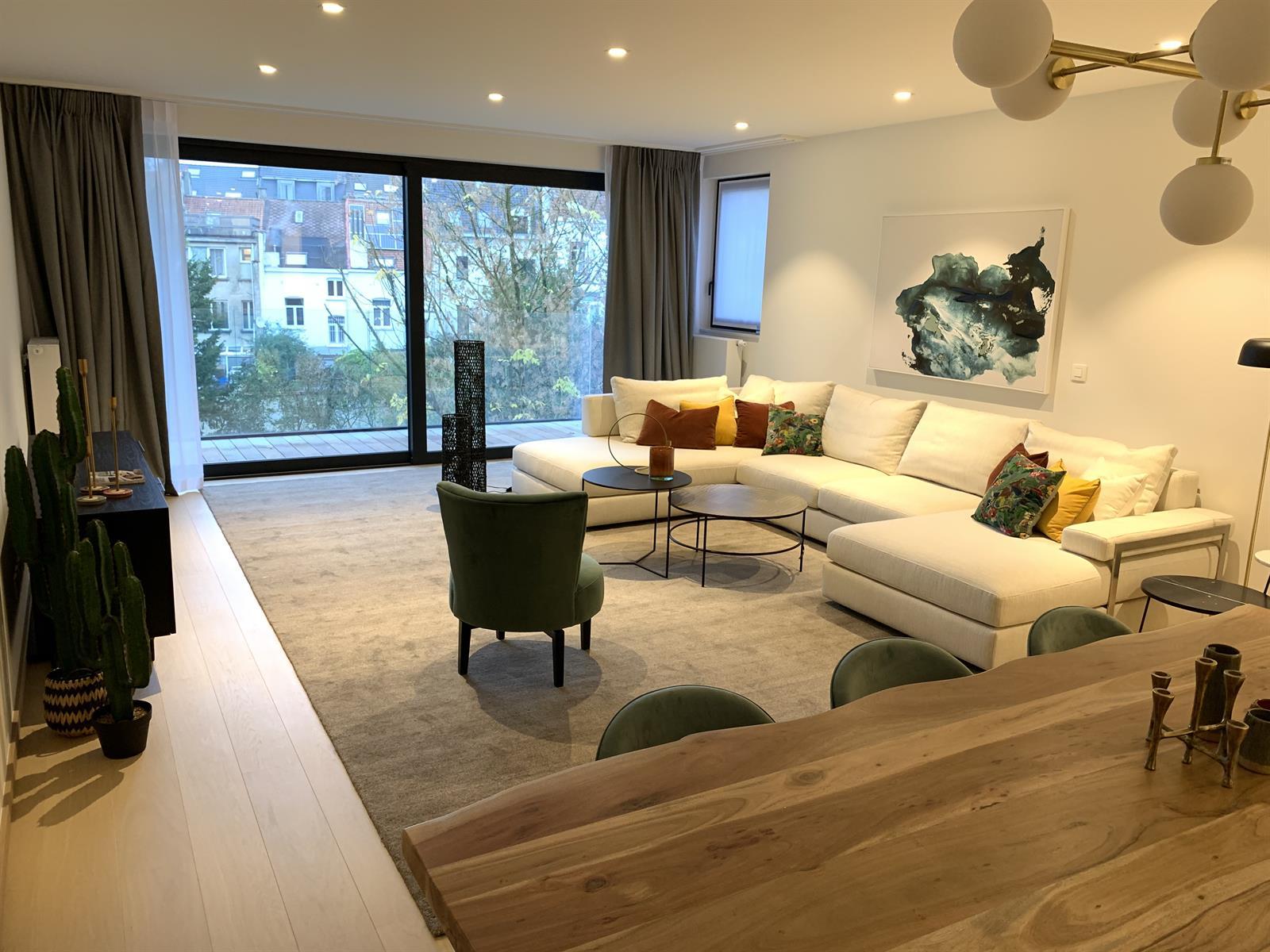 Appartement exceptionnel - Ixelles - #3918748-1