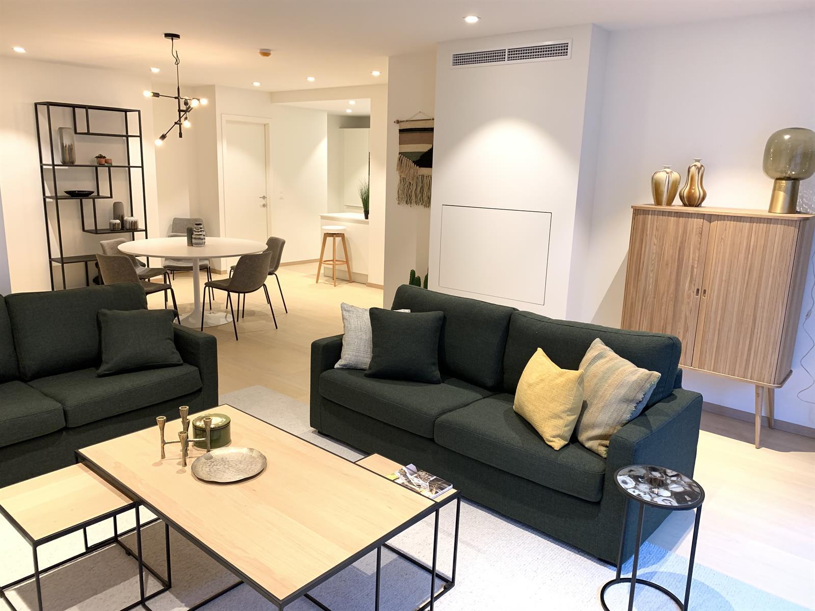 Appartement exceptionnel - Ixelles - #3929616-1