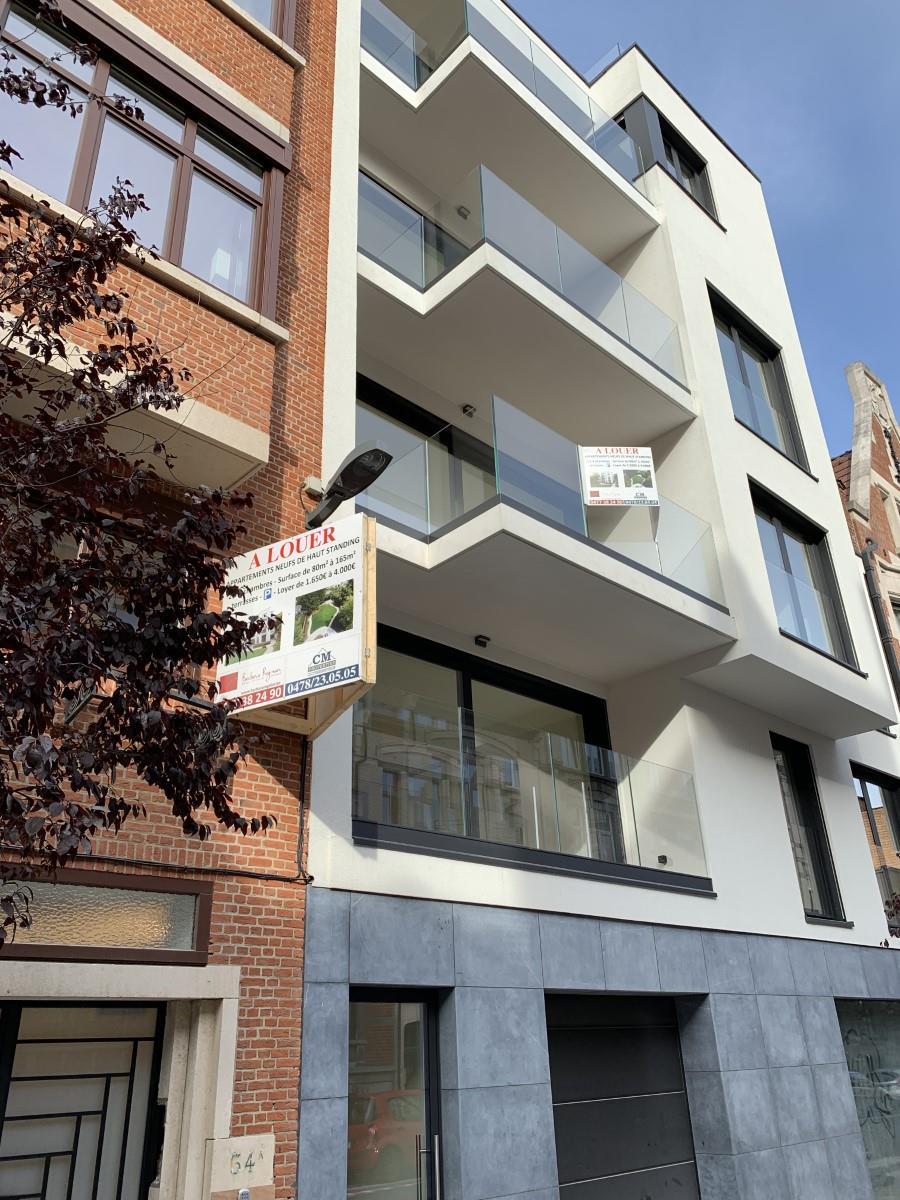 Appartement exceptionnel - Ixelles - #3929618-20