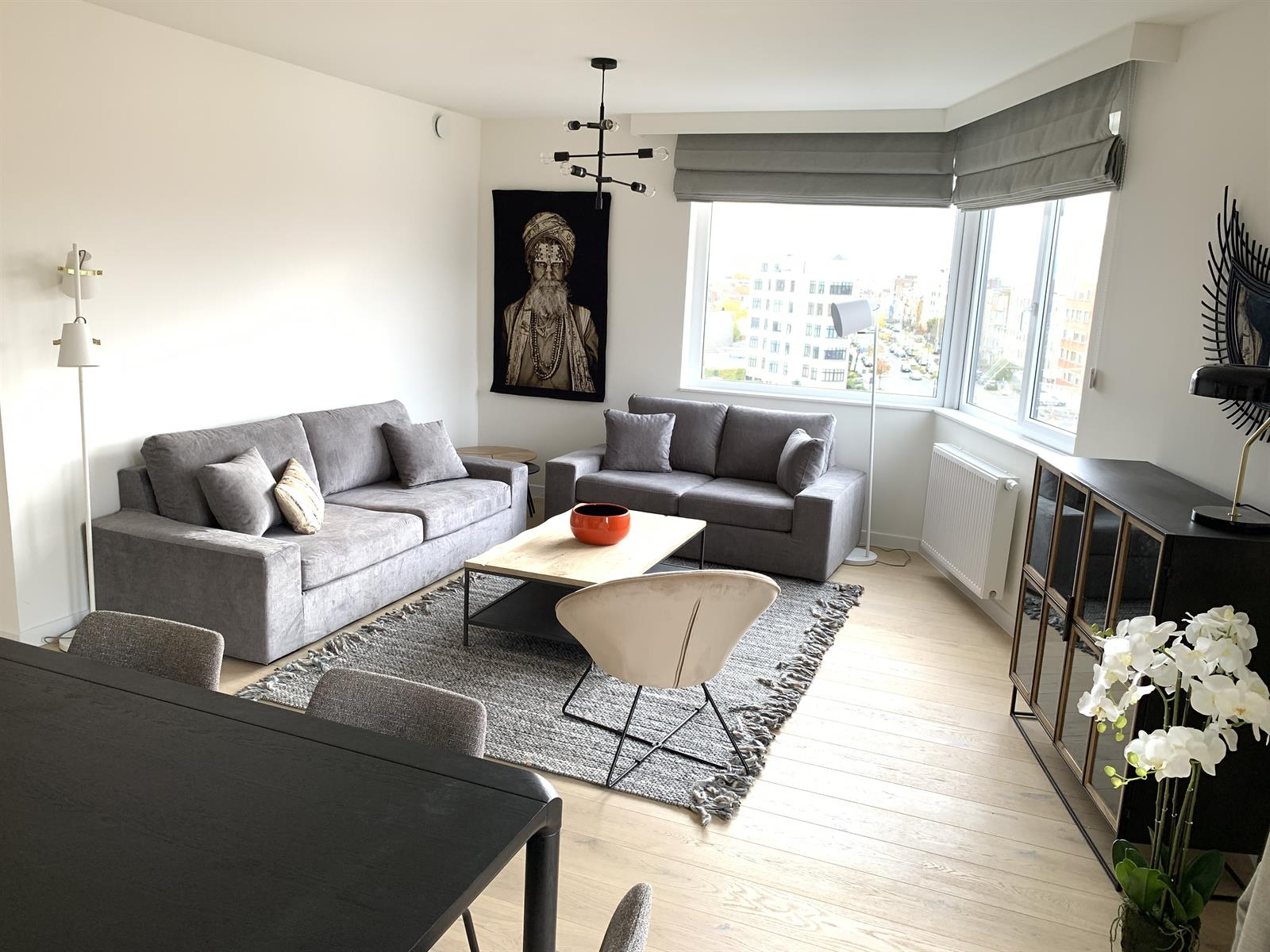 Appartement exceptionnel - Schaerbeek - #3964777-0