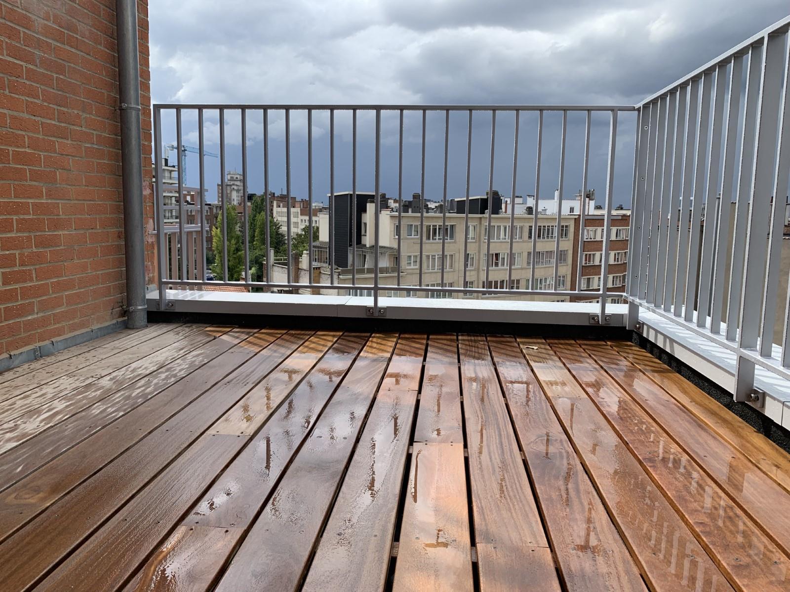 Exceptional apartment  - Schaerbeek - #3964914-15